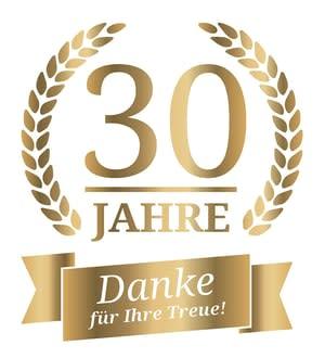 30 Jahre Würzburger Versicherungs-AG