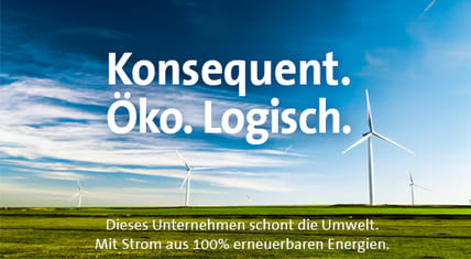 Grüner Strom | Würzburger Versicherungs-AG