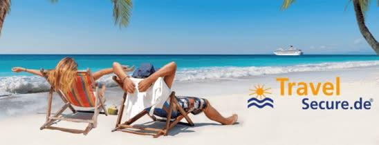 TravelSecure Reiseversicherung Reiseruecktrittsversicherung